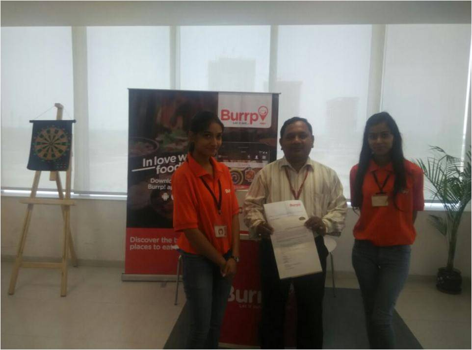 Burrp Corporate Event By NEM Team