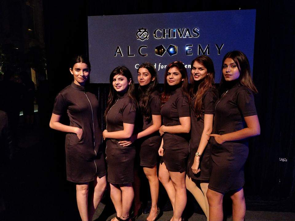 Hostess/Models by Neer Event Management Team